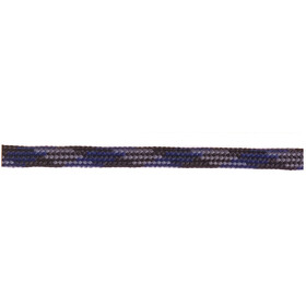 Barth Schuhbandl Half Round Shoelace 150cm blue/grey